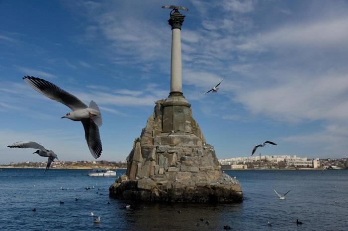 """Резултат с изображение за """"кримският пристанищен град Ахтиар"""""""